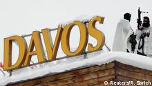Schweiz Davos Weltwirtschaftsforum 2016