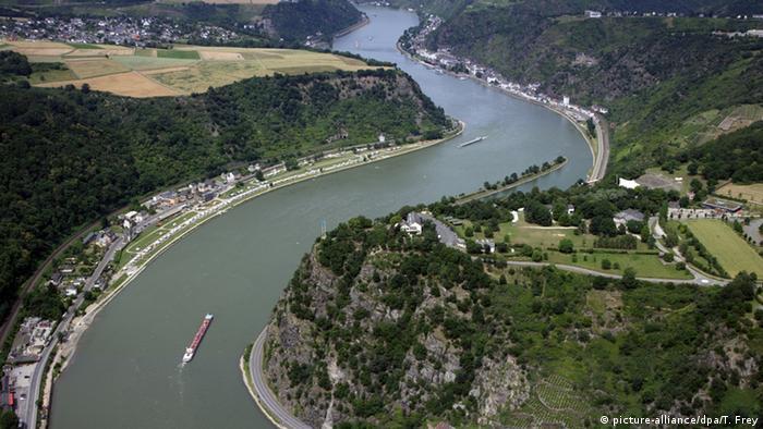 Верхняя долина Среднего Рейна