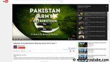 Youtube Videospiel Pakistan Army Retribution