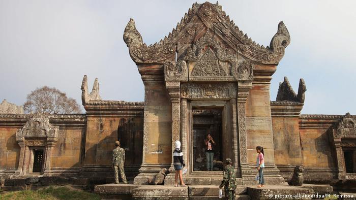Храмовый комплекс Прэахвихеа