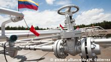 Ölförderung in Venezuela