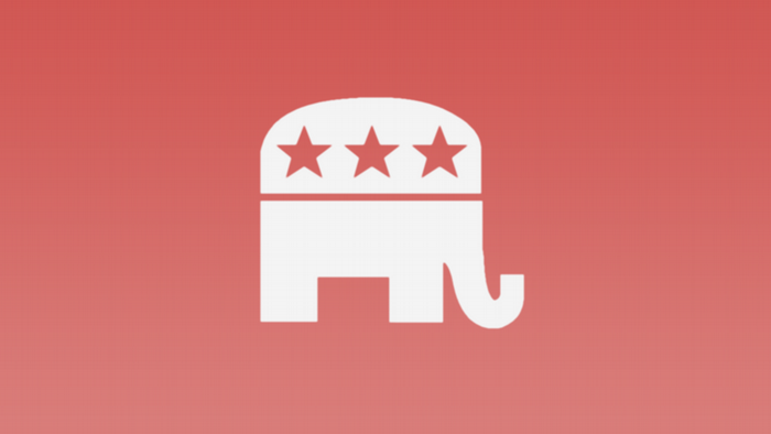 Logo Republikaner USA
