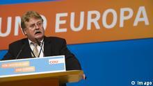 Elmar Brok Abgeordneter des Europarlaments