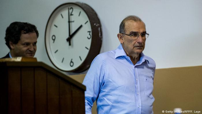 Humberto de la Calle Farc Verhandlungen Kolumbien Havanna