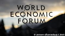 World Economic Forum Logo Davos