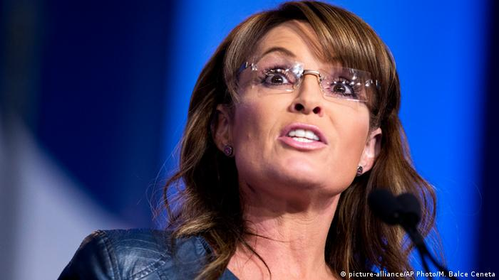Sarah Palin (foto: picture-alliance/AP Photo/M. Balce Ceneta)
