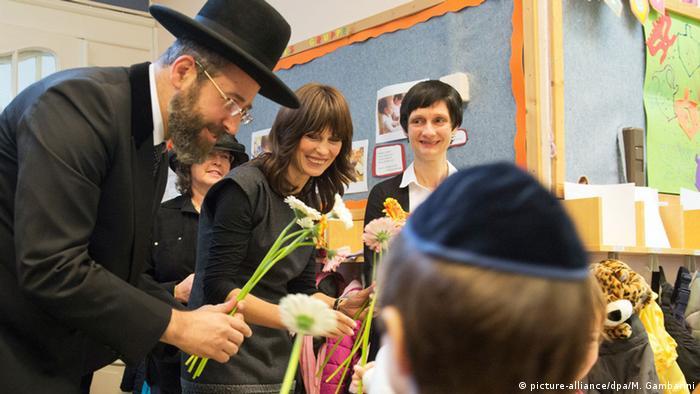 Евреи в традиционной одежде
