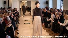 Deutschland Nobi Talai Fashion Show im Berliner Mode Salon