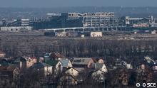 OSCE Mission in der Ostukraine (Ukraine, Donezk Region); Copyright: OSCE