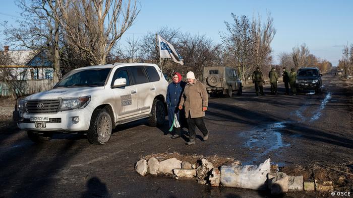 Ukraine OSCE Mission