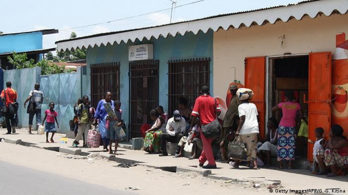 Brazzaville Alltag
