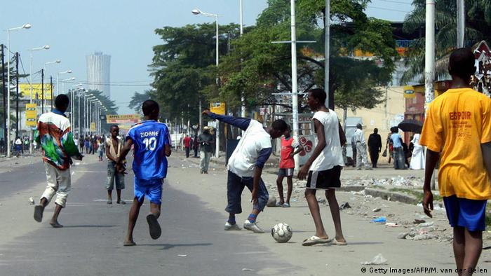 Brazzaville Kongo