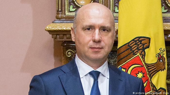 Pavel Filip (Foto: picture-alliance/dpa/D. Doru)