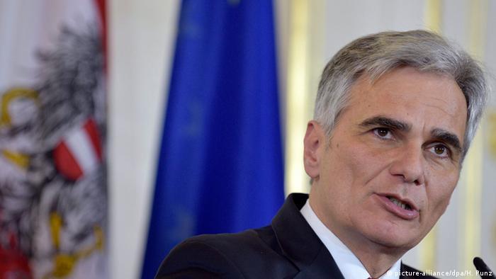 Österreich beschließt Obergrenze für Flüchtlinge