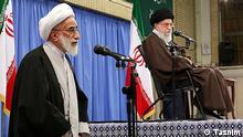 Jannati Khamenei Wächterrat Iran