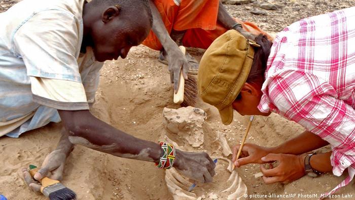 Remains found in Kenya