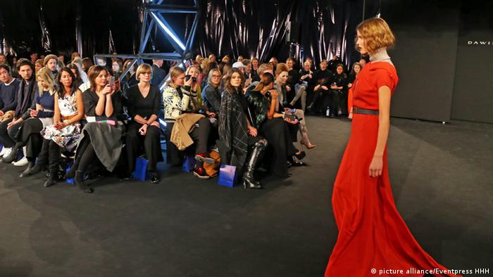 Berlin Fashion Week Dawid Tomaszewski