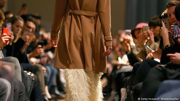 Berlin Fashion Week Marcel Ostertag