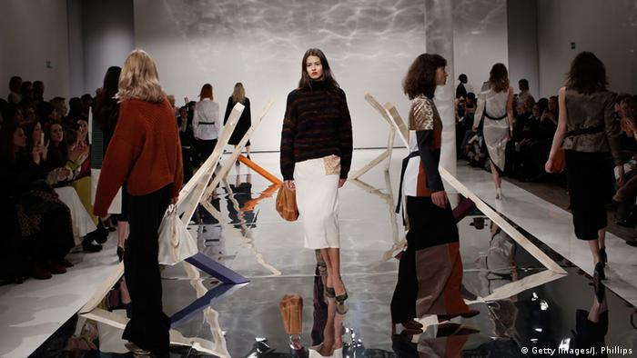 Berlin Fashion Week Louise Friedlander