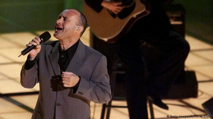 Bildergalerie Phil Collins