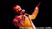 Live in Concert der Musiker Phil Collins, 80er Jahre
