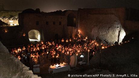 Irak Kloster Sankt Elias