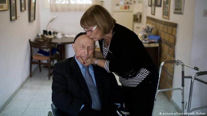 Holocaust-Überlebender Israel Krystal ist ältester Mann der Welt