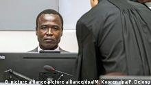 Niederlande Dominic Ongwen (picture alliance picture alliance/dpa/M. Kooren dpa/P. Dejong)