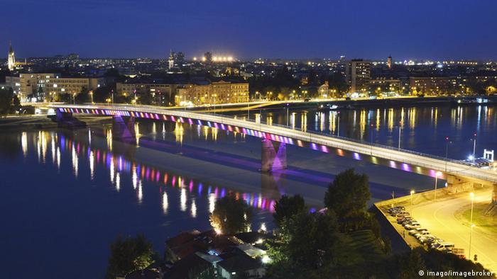 Stadtansicht Novi Sad