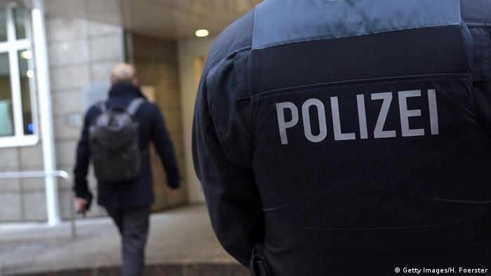 Deutschland Terror-Prozess in Frankfurt am Main