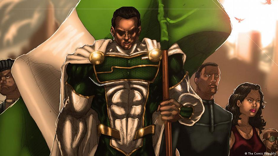 nigerian superheroes save the world african style africa