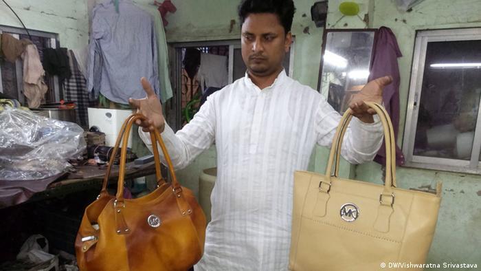Faizal Shekh Mumbai Indien (DW/Vishwaratna Srivastava)