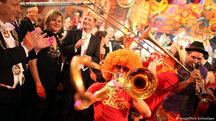 Einmarschmusik Karneval