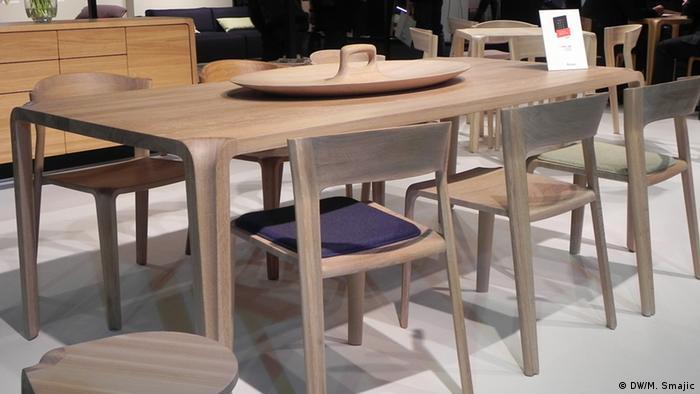 Sto i stolica Ade Avdagića koji su ove godine osvojili prestižnu nagradu za dizajn