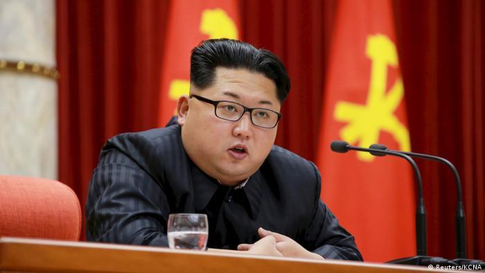 Nordkorea Kim Jong Un Präsident