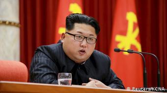 Nordkoreas Diktator Kim Jong Un (Foto: Reuters)