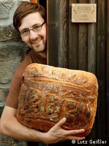 Пекарь-любитель Луц Гайслер