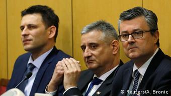 Petrov, Karamarko, Orešković