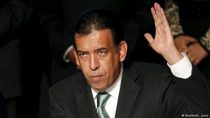 Mexiko Humberto Moreira