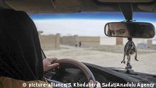 Fahrstunden für Frauen in Afghanistan