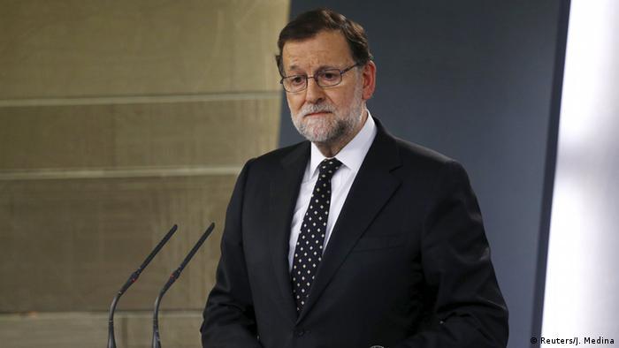Rajoy verzichtet auf Regierungsbildung