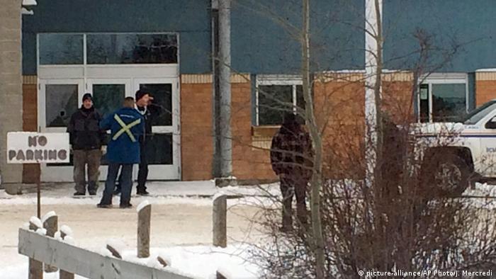 Cuatro muertos en tiroteo ocurrido en Canadá