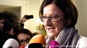 Johanna Mikl-Leitner Österreich Gespräch Presse