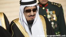 Saudi Arabien König Salman Porträt