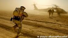 USA Soldaten im Irak Krieg