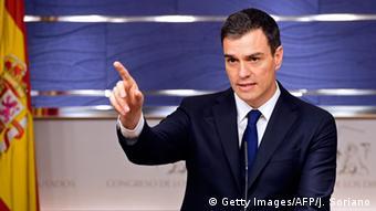 PSOE Pedro Sanchez