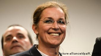 Tatjana Festerling Pegida (picture-alliance/dpa/R. Volfik)