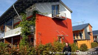 Solardorf in Freiburg