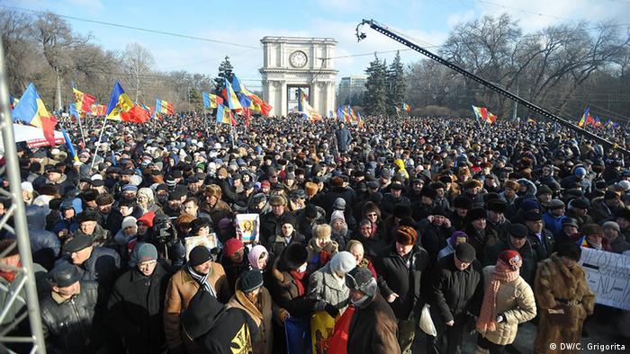Protestatarii au dat ultimatum autorităților