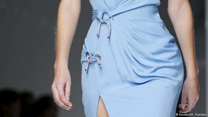 Frankreich Modenschau Donatella Versace in Paris